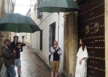 ChloBo photos shoot fashion in Cordoba post